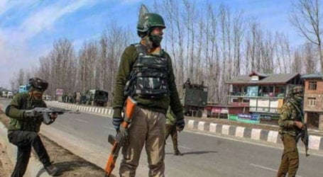 Indian troops martyr three more Kashmiri youth in IoK