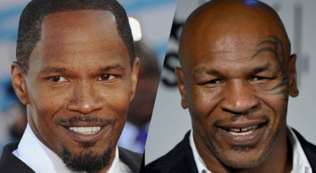 Mike Tyson biopic starring Jamie Foxx moving forward