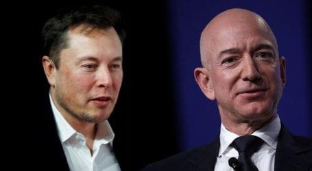 Elon Musk calls for breakup of Amazon