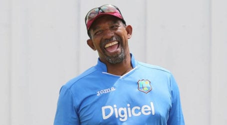 West Indies coach sees empty stadiums in England as an advantage