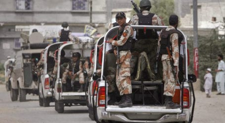 Two Rangers personnel, one civilian killed in Ghotki blast