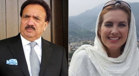Rape allegations: Rehman Malik sends another legal notice to US columnist