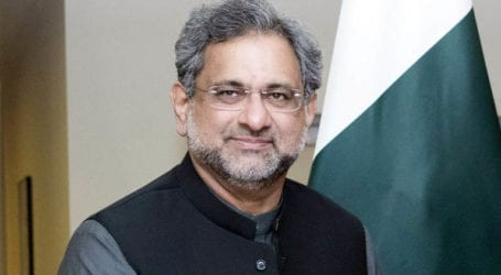 Ex-PM Shahid Khaqan Abbasi tests positive for COVID-19