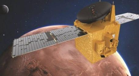 UAE plans to launch Mars probe tomorrow