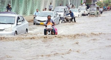 PDMA says 28 die in rain-related incidents in Sindh