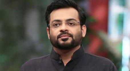 PM Imran has rejected my resignation: Aamir Liaquat