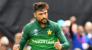 Mohammad Amir had announced his sudden retirement last year. Source: FILE/Online