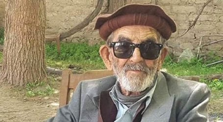 103-year-old man beats COVID-19 in Chitral