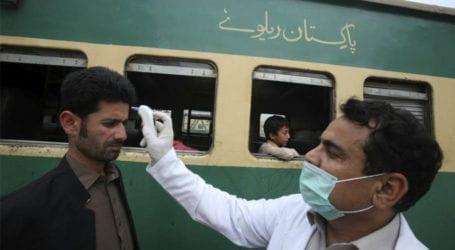 Pakistan reports 300 new coronavirus cases