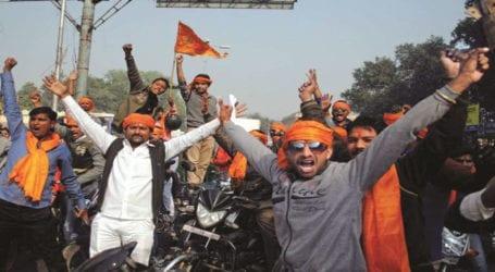Genocide plan: 30,000 Hindutva terrorists arrive in Kashmir valley