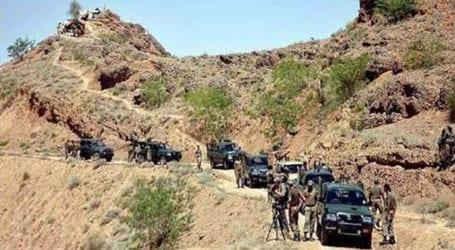 Soldier martyred in firing by terrorists near Turbat: ISPR