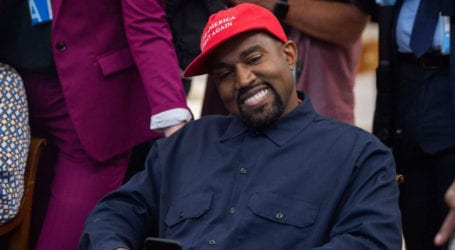 Kanye West plans to delay contesting US presidential elections