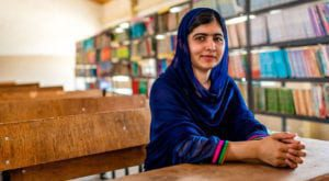 To date, Malala has received over 40 awards and honors for her bravery and activism