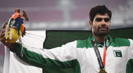 Javelin thrower becomes first Pakistani athlete to qualify for Tokyo Olympics