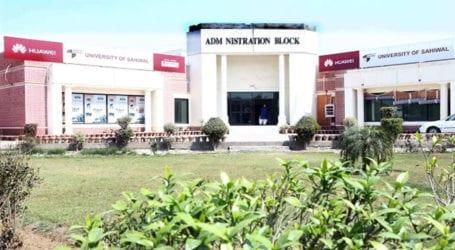 Sahiwal University defers Punjab govt's order of closing institutes