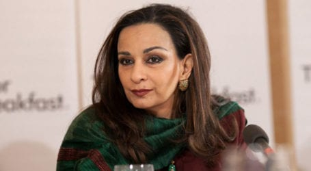 PPP would continue to pursue the mission of Bhutto: Sherry Rehman