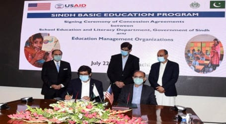 Sindh govt handover management of 71 schools to private sector