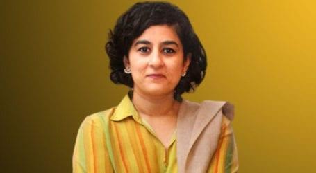 Tania Aidrus announces to resign as SAPM Digital Pakistan
