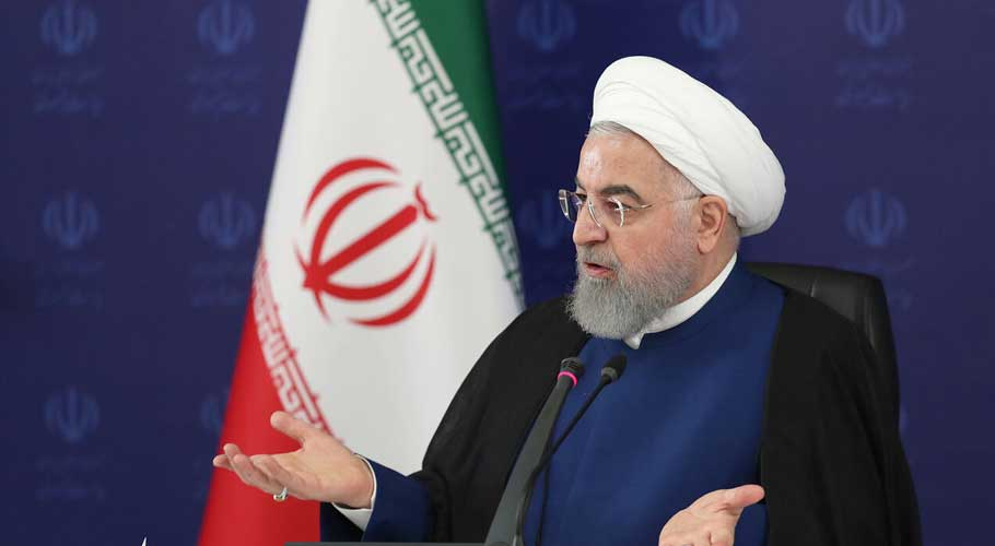 Cannot afford to shut down economy: Iran's President