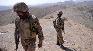 Four Pakistani soldiers martyred during operation in North Waziristan