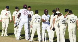 West Indies beat England by 4-wicket in first Test