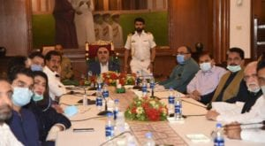 Political interference to be eliminated from institutions: Governor Sindh