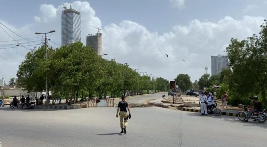 High-security alert issued in Karachi over terror threats