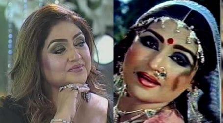 Former actress Anjuman turns 65