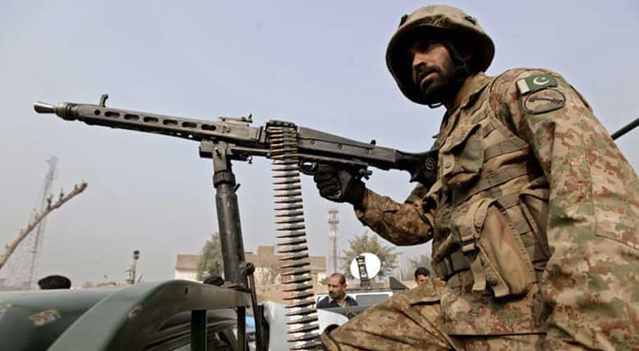 Security forces avert major terrorist activity in Balochistan