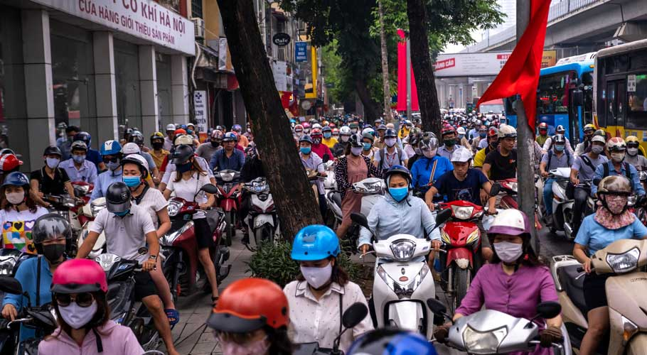 Vietnam reports first coronavirus case in nearly 100 days