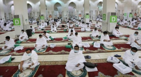 Only vaccinated pilgrims to perform Umrah amid coronavirus: Saudi ministry