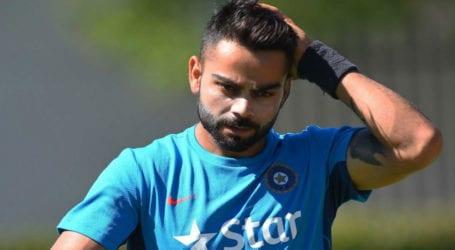 Conflict of Interest complaint filed against Indian cricketer Virat Kohli