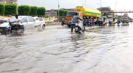 PMD forecast light rainfall in Karachi