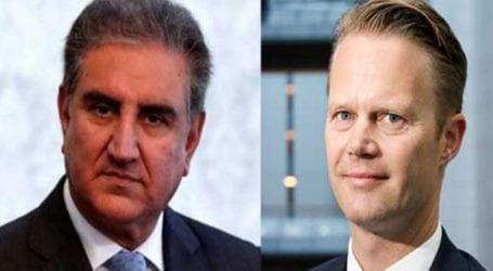 Pakistan urges Denmark to support debt relief initiative