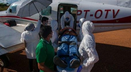 Brazil's coronavirus cases reach two million