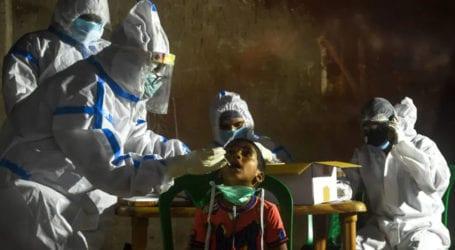 Pakistan reports 583 new coronavirus cases