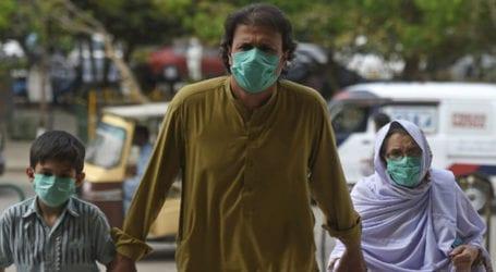 Pakistan reports decline in coronavirus cases