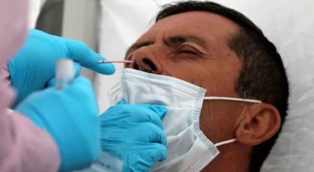Confirmed coronavirus cases worldwide exceed 26 million