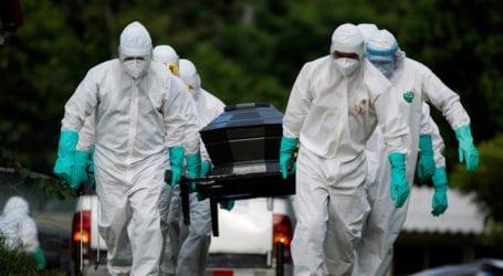 Global coronavirus cases surpass 20 million