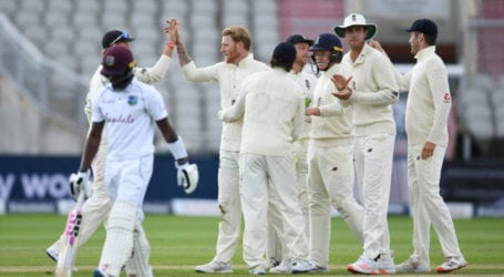 England beat West Indies in 2nd Test to level series