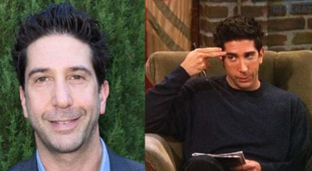 'Friends' star David Schwimmer reveals he initially rejected role