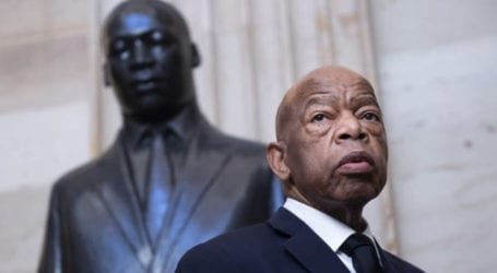 US civil rights icon John Lewis dead at 80