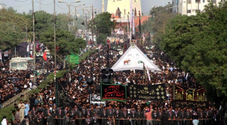 Govt allows majalis, processions during Muharram