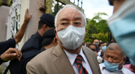 Former Malaysian PM found guilty in corruption trial
