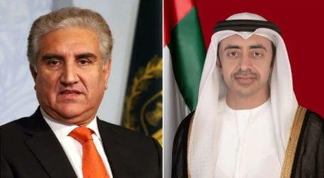 FM Qureshi congratulates UAE on Mars mission