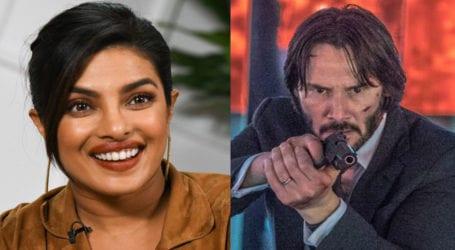 Priyanka Chopra joins 'Matrix 4' with Keanu Reeves