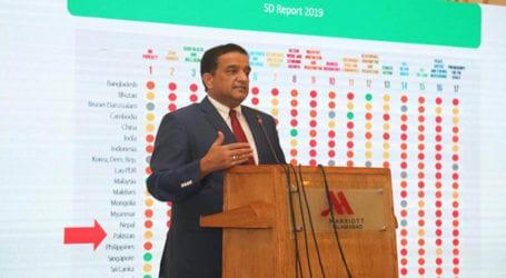 Pakistan achieves climate change goal: Report