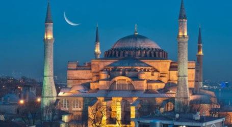 Erdogan rejects criticism on converting Hagia Sophia to mosque