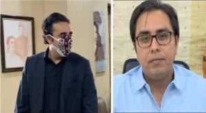 Shahbaz Gill's ajrak comments cause social media outrage