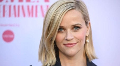 I once dreamt of becoming US President: Reese Witherspoon